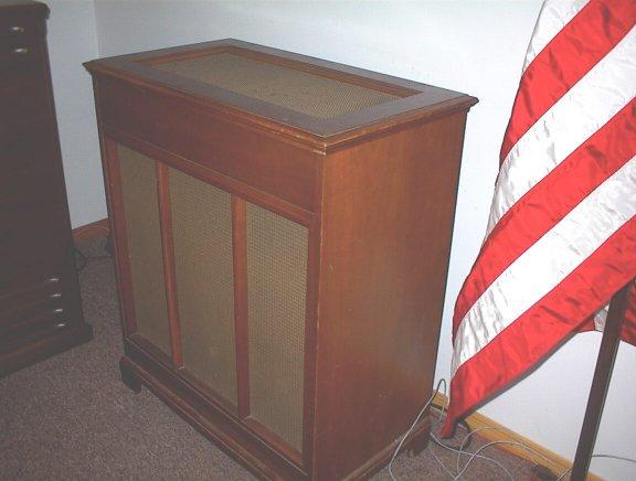 Attrayant Vintage Hammond Tone Cabinets