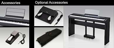 digital keyboard accessories. Black Bedroom Furniture Sets. Home Design Ideas