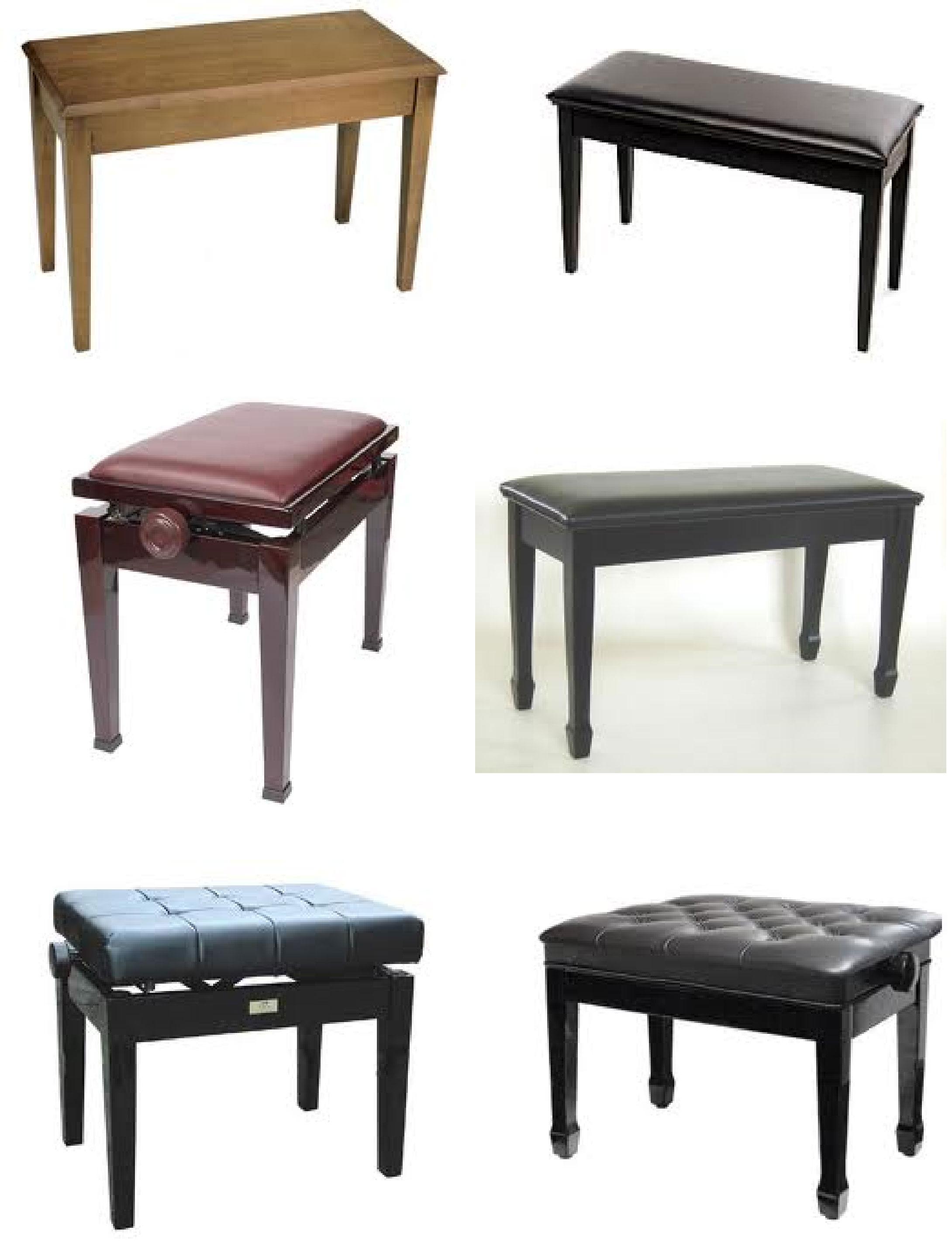 special order benches special order a piano bench all styles all finishes piano benches for. Black Bedroom Furniture Sets. Home Design Ideas